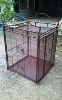 LARGE You and Me Bird /Animal Cage