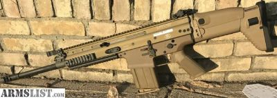 For Sale: FNH SCAR 17s FDE