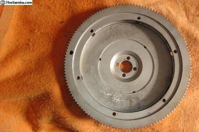 12-Volt 200 MM Flywheel