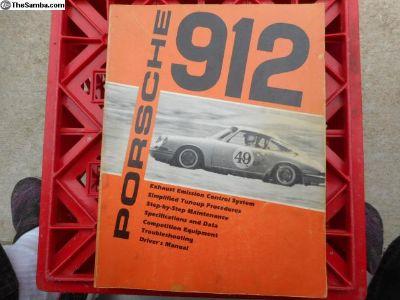 Porsche 912 Workshop Manual