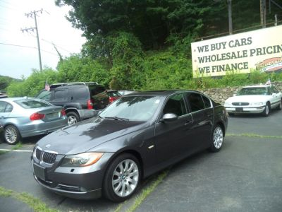 2008 BMW 3-Series 335xi (Gray)