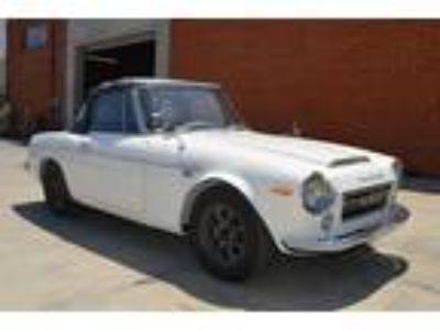 1968 Datsun Fairlady Convertible