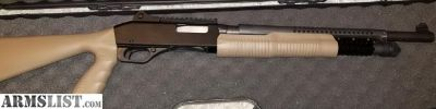 For Sale: FDE Stevens 320 pump with heat shield