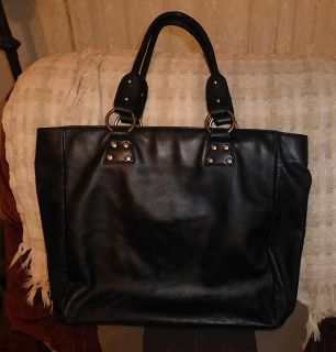 Nice Express Genuine Leather Purse/Tote