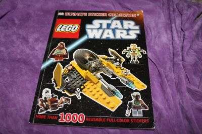 Ultimate Sticker Collection: LEGO Star Wars Paperback