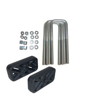 "Sell Traxda 404086 Block Kit 99-06 SIERRA SILVERADO 1500 1"" Block Incl. U-Bolts motorcycle in Naples, Florida, US, for US $161.72"