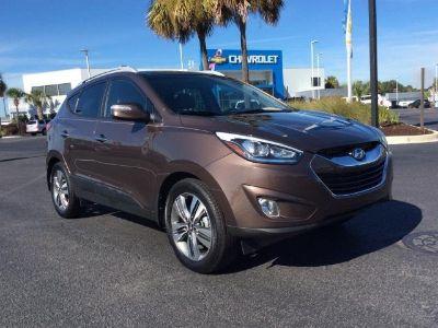 2015 Hyundai Tucson Limited (bronze)