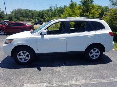 2008 Hyundai Santa Fe GLS (White)