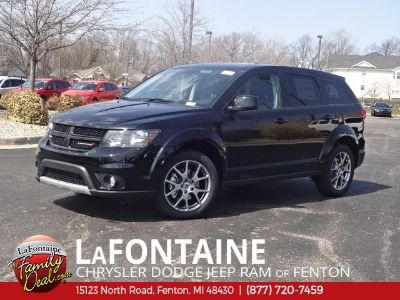 2018 Dodge Journey R/T (Pitch Black Clearcoat)