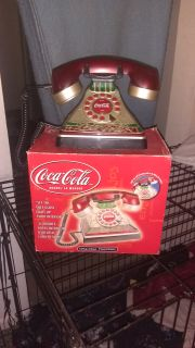Antique Coca Cola phone