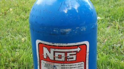 NOS 10lb Bottle