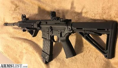 For Sale: PSA AR-15 WITH LWRC FREEFLOAT HANDGUARD MAGPUL FURNITURE TONS OF XTRAS