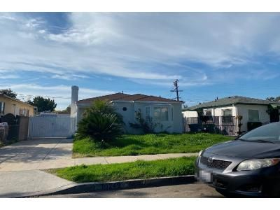 2 Bed 1 Bath Preforeclosure Property in South Gate, CA 90280 - Capistrano Ave