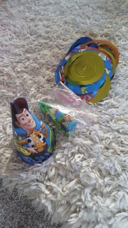 Toy Story Party Items