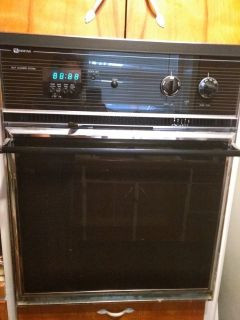 Maytag wall mount electric oven