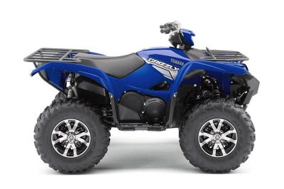 2017 Yamaha Grizzly EPS Utility ATVs Escanaba, MI