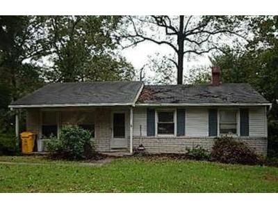 3 Bed 1.5 Bath Foreclosure Property in Jessup, MD 20794 - Montevideo Ct