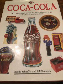 Coca Cola Collectors Guide to Memorabilia by Randy Schaefer and Bill Bateman. Copyright 1995