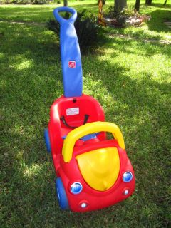 Ride On & Push Car for Toddlers