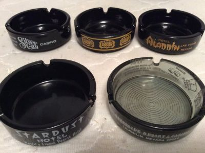 Ash Tray Collection: Casino