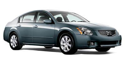 2007 Nissan Maxima 3.5 SE (Sonoma Sunset Metallic)