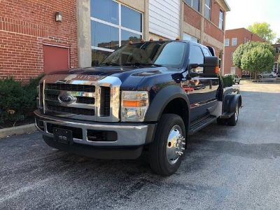 2010 Ford F550 6.4L Turbo Diesel Super Duty Custom Hauler