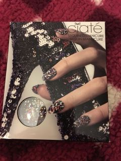 Brand new ciate sequined manicure