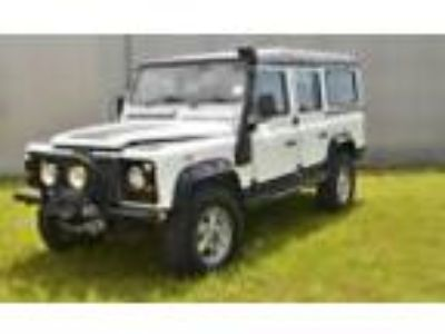 1991 Land Rover Defender COUNTY STATION WAGON Land Rover Defender 110 county SW
