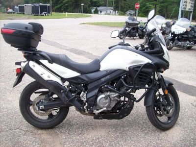 2012 Suzuki V-Strom 650 ABS Dual Purpose Motorcycles Wisconsin Rapids, WI