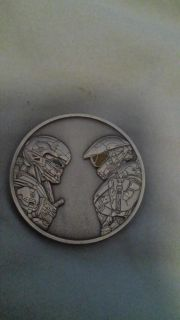 Limited Edition Halo 5 Guardians Coin