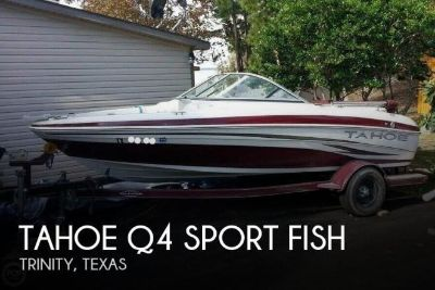 2008 Tahoe Q4 Sport Fish