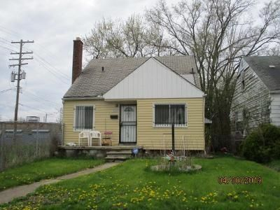 2 Bed 1 Bath Foreclosure Property in Detroit, MI 48228 - Rosemont Ave