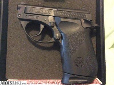 For Sale: Taurus PT-22 pistol