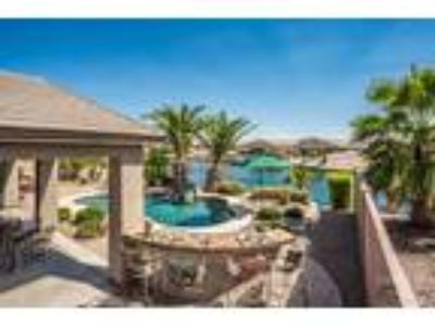 Amazing Rare Waterfront Three BR, Two BA Plus DEN home with Pool in Arizona!