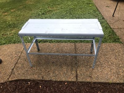 Unique table for indoor or outdoor