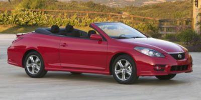 2007 Toyota Camry Solara SE V6 (Light Blue)