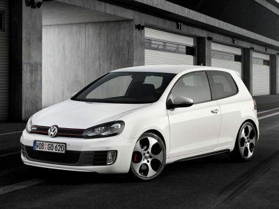2012 Volkswagen GTI Base (United Gray Metallic)