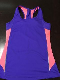 Tek gear great condition work out top xsmall $2