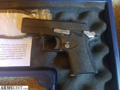 For Sale: Colt Mustang XSP
