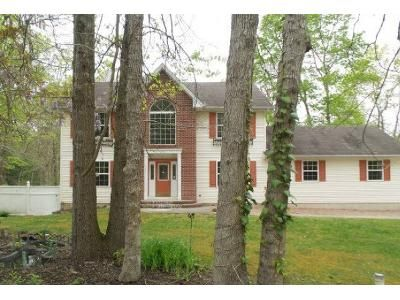4 Bed 3.5 Bath Foreclosure Property in Vineland, NJ 08361 - Panther Rd