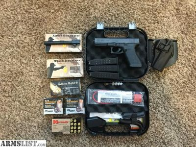 For Sale: Glock 20 Gen3 with extras
