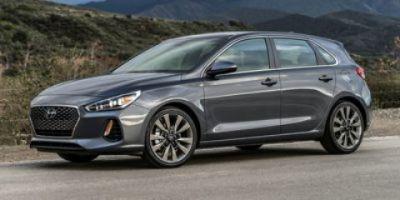 2018 Hyundai Elantra GT (Symphony Air Silver)