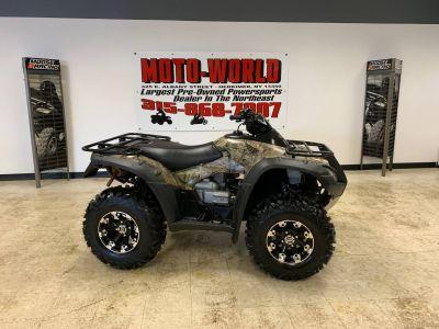 2018 Honda FourTrax Rincon Utility ATVs Herkimer, NY