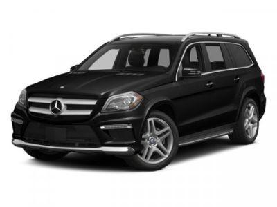 2013 Mercedes-Benz GL-Class GL550 4MATIC (Black)