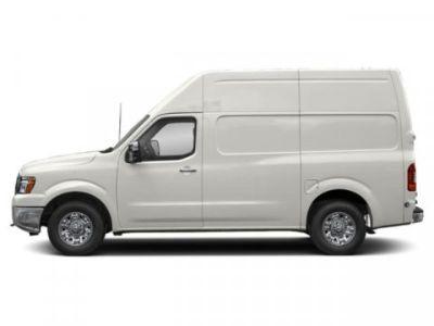 2019 Nissan NV Cargo 2500 HD S (Glacier White)