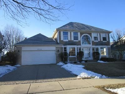 5 Bed 3 Bath Foreclosure Property in Carol Stream, IL 60188 - Easton Dr