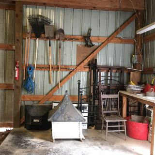 antique and other headboards/footboards