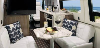 2016 Airstream Interstate EXT 3500
