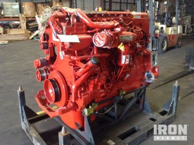 Cummins X15 450 Engine