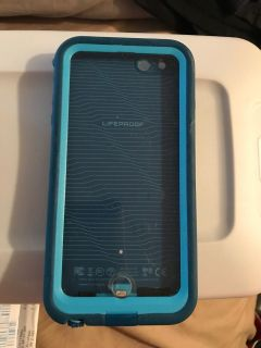 Lifeproof case for iPhone 6S